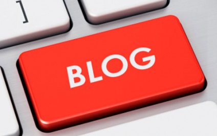 What is business blogging?